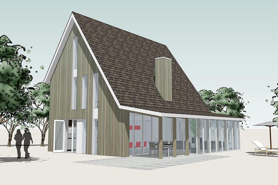 Nieuw woningontwerp - Comfort Home