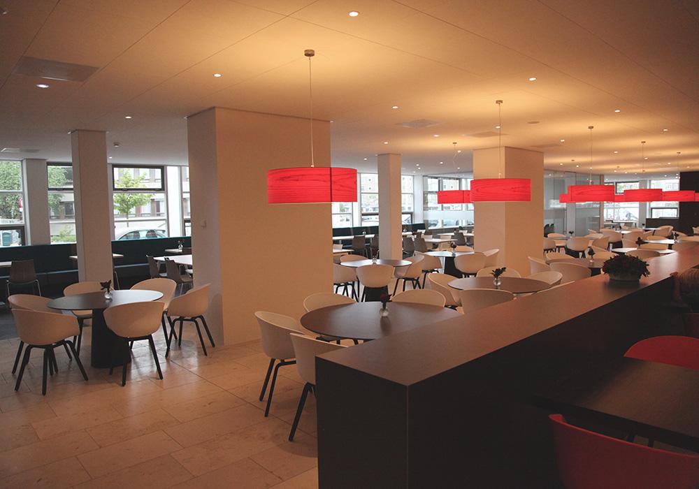 Interieur: restaurant