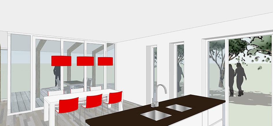 Comfort Home interieur keuken