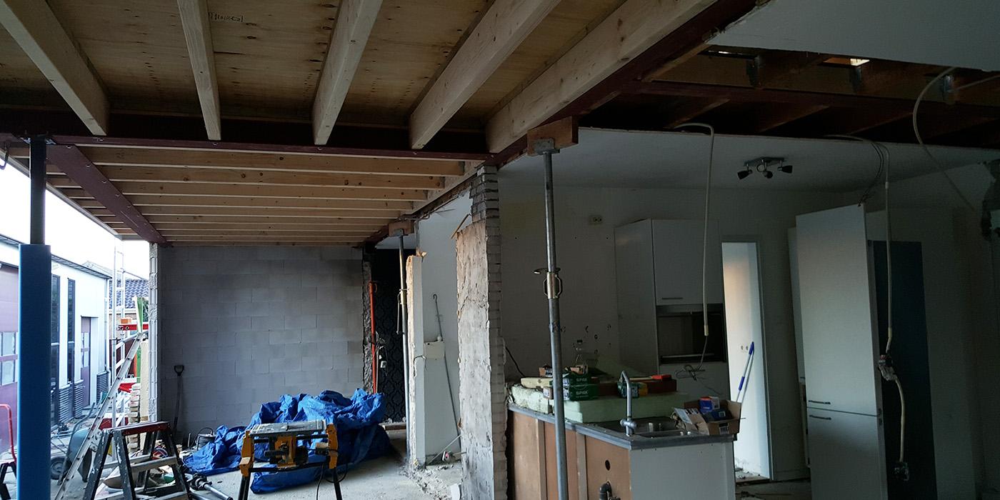 Foto's bouw nr 3