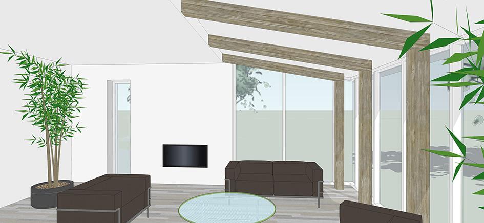 Comfort home interieur serre