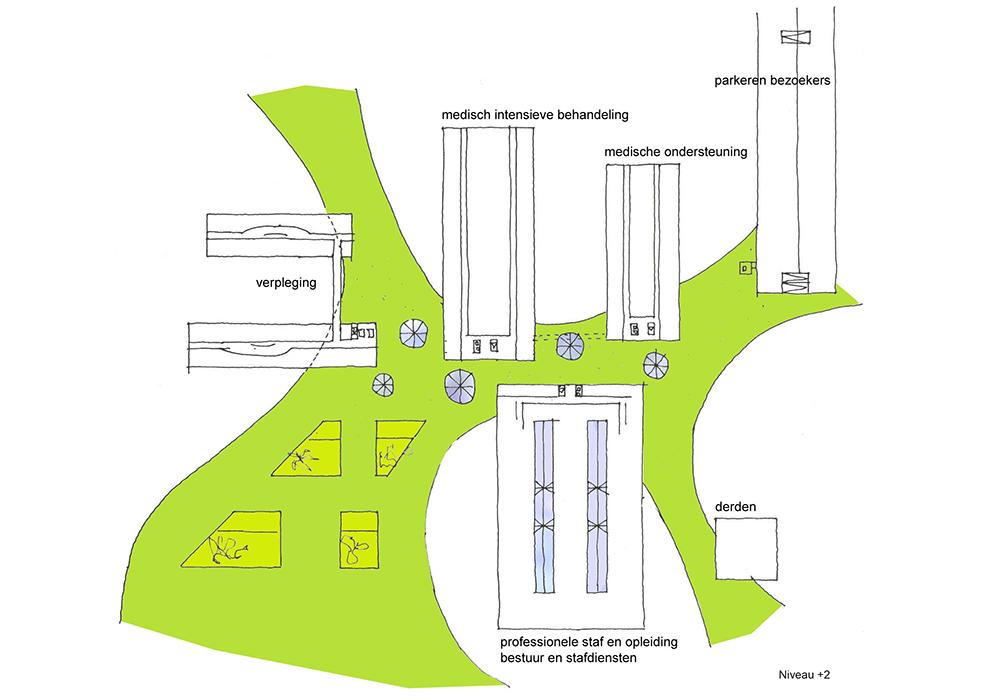Meander plattegrond verdieping