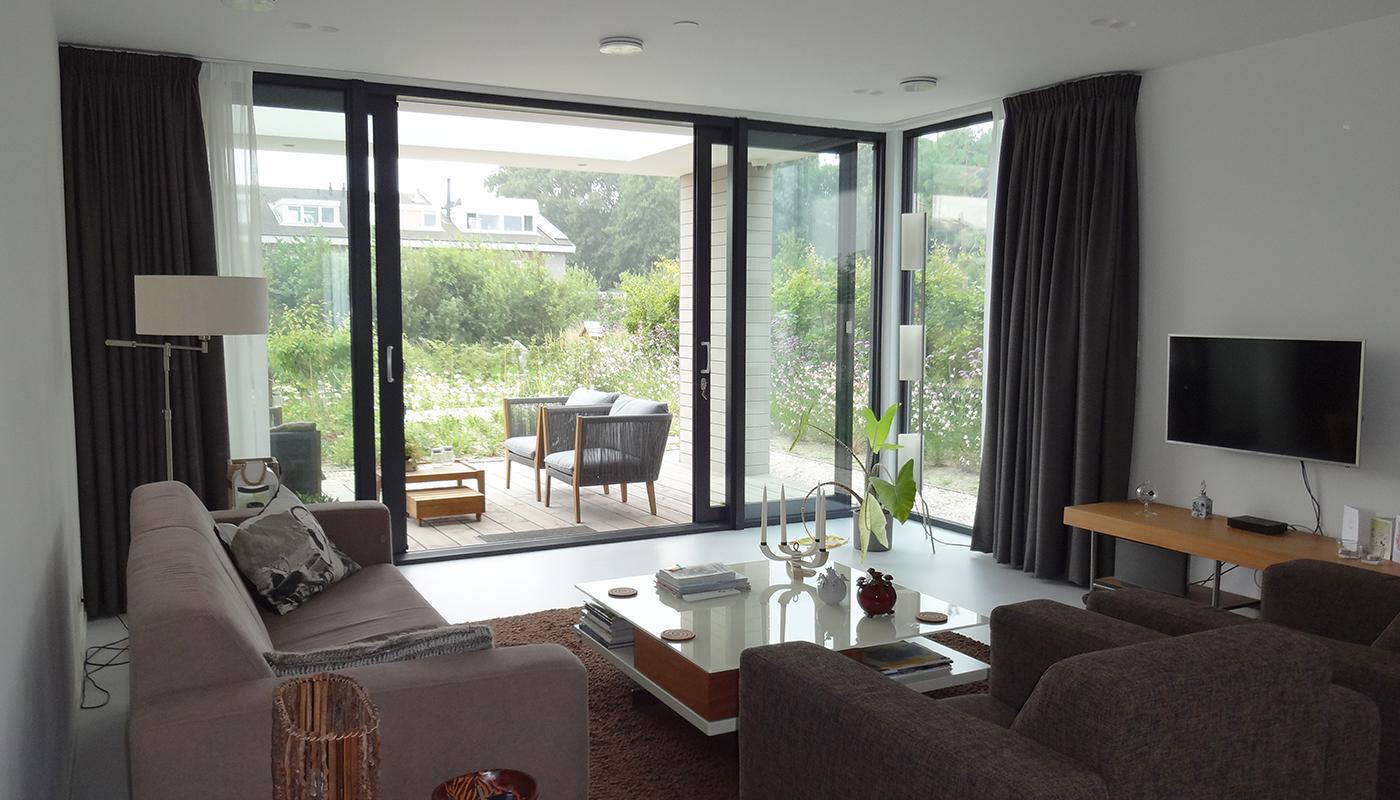Interieur woonkamer zithoek 2